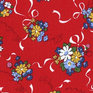 Quiltstof Old New Fabric Collection 30's 31372 Lecien 6800 325