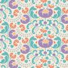 Lazy days Tilda 110 Mildred Lilac 100170 patchworkstof