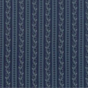 Regency Sussex by Christopher Wilson Tate for Moda 42333 17 Hague Blue