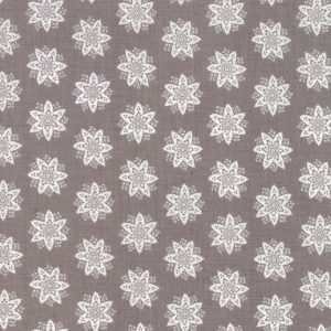 French General Fleur de Noel French Grey 13844 20 Moda