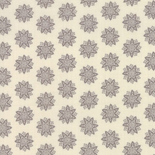 French General Fleur de Noel Pearl Grey 13844 13 Moda