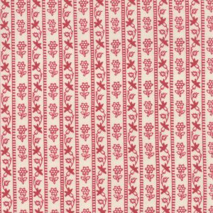 Chafarcani by French General for Moda 1385413 Rouge Pearl quiltstof