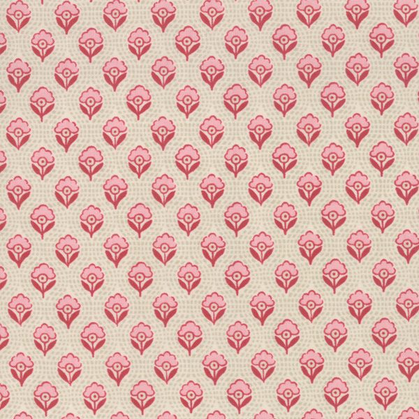 Chafarcani by French General for Moda 1385612 Pearl quiltstof