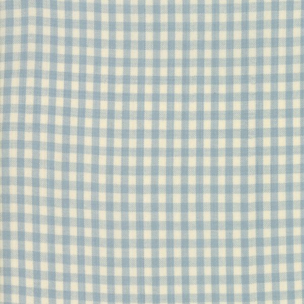 Northport Silky Check Light Blu 12215 12 by Minick & Simpson for Moda Wovens Quiltstof