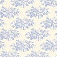 Tilda Old Rose Mary Blue quiltstof