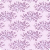 Tilda Old Rose Mary Lilac Mist quiltstof