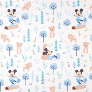 Mickey & Minnie Mouse Little Meadow Little Bear
