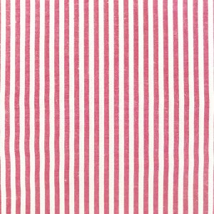 Gutermann Basic Cottons Pink White streep