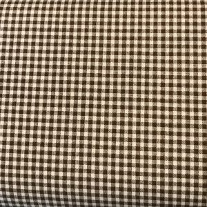 Little Brown Check Gingham 4522 C Lecien