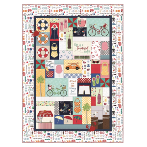 Boardwalk quilt Maywood