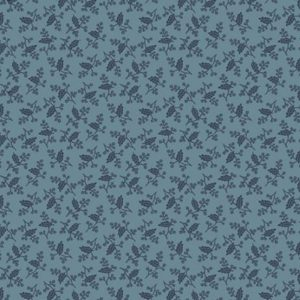 Laura Berringer Blue Meadow Bayberry Blue 0786 1050 Marcus Fabrics Us 295-9