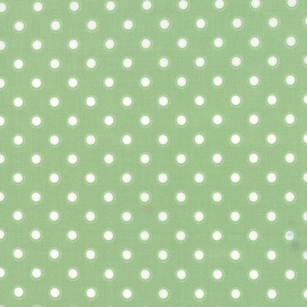 Lella Boutique Bloomington Sage 11162 17 Moda Backing