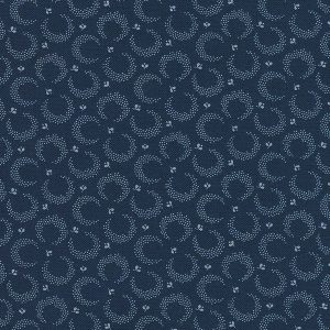 Paula Barnes Mood in Blue Moon Glow 0726 Marcus Fabrics Us 287-17