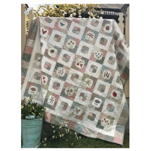 Anni Downs Market Garden Quilt Kit