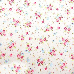 Lecien Antique Flower Collection in Pastel 35068