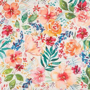 Moda Brightly Blooming 8430 11D Create Joy Project Panel