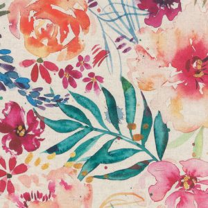 Moda Brightly Blooming 8430 11L Create Joy Project Panel