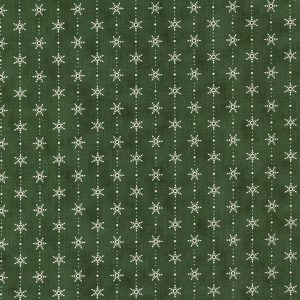 Moda Deb Strain Homegrown Holidays Holly Green 19946 16