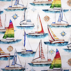 Quilting Treasures Dan Morris Smooth Sailing Panel