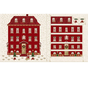 Adventskalender Stoffabrics Magic Christmas MCS 20-23 4595-479