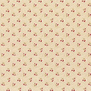 Marcus Fabrics Paula Barnes Madison Square Chinaberry 0846