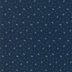 Moda Primitive Gatherings Indigo Gatherings 1291 15 Blue