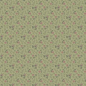 Marcus Fabrics For Rosa Marchives R140938 0114 Green