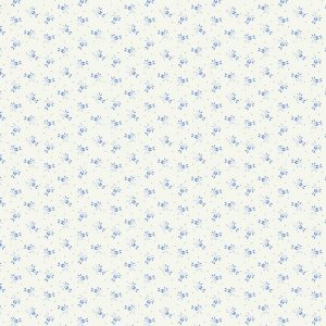 Marcus Fabrics Paula Barnes Little Companion Shirtings Sprigs R220940 0150 Cream